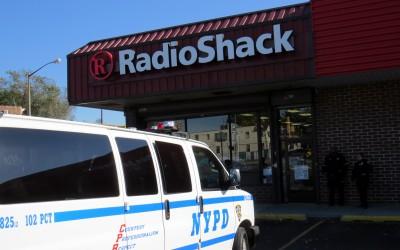 Richmond Hill Radio Shack Robbed At Gunpoint