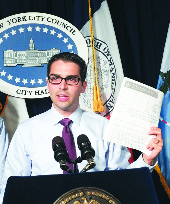 Ulrich Lands Endorsements from City's Police Unions