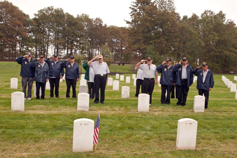 At Calverton, Queens Veterans Honor Service Members They Are Making History Does Not Forget