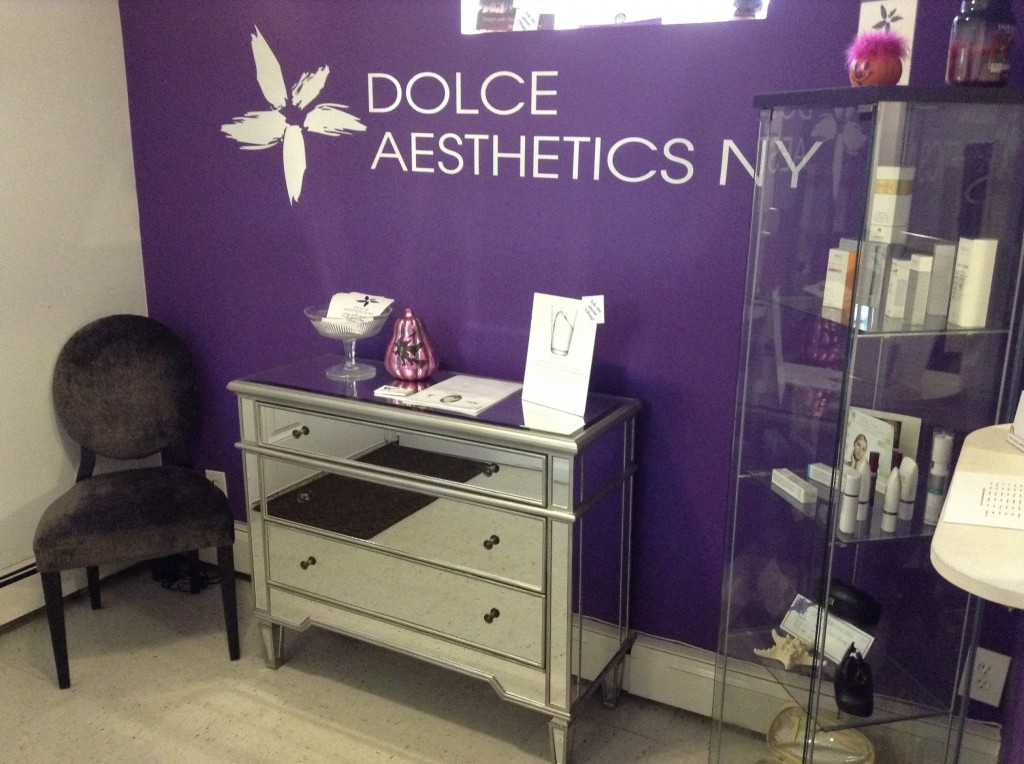 Dolce Aesthetics offers a wide variety of services, including botox, laser treatment, facial spa, eyelash extensions, and more. Donna DeCarolis/The Forum Newsgroup