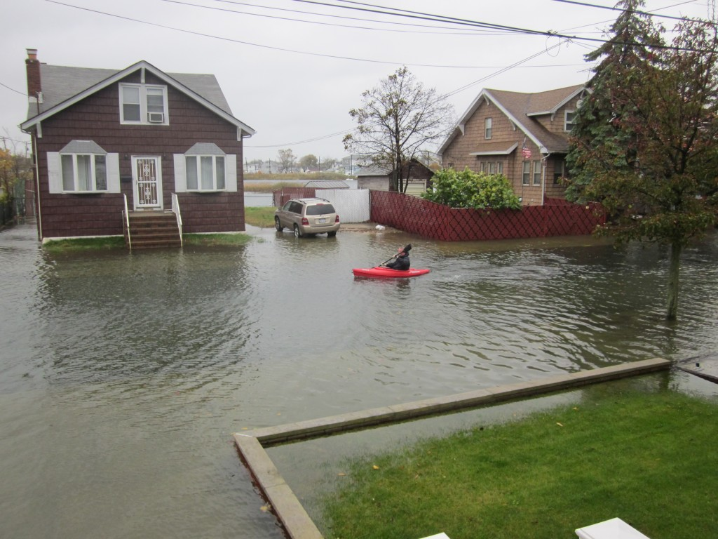 Take away the houses and the car in the backdrop and there you are on Lake Howard. Photo Courtesy Lake Riley