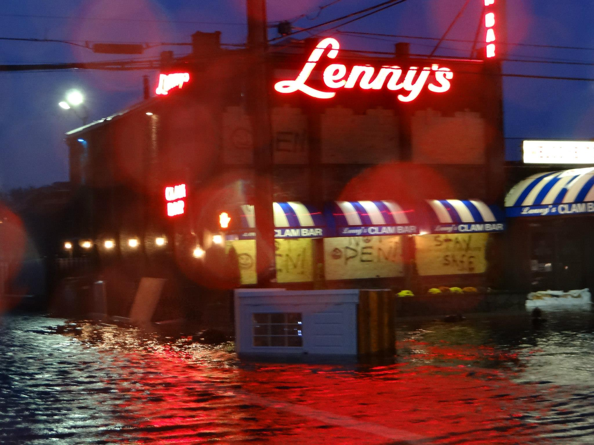 Lenny S Clam Bar Party Room