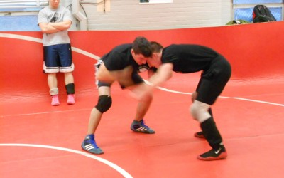 For Martin Luther's Wrestling Team, Hard Work Paves the Way to Success
