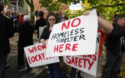 Residents Slam Plan to Bring Homeless Shelter to Glendale