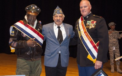 Queens Veterans Day Parade honors nation's bravest