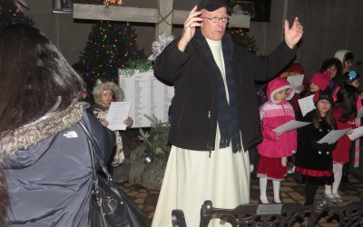Christmas At Ave Maria Catholic Academy and Our Lady of Grace