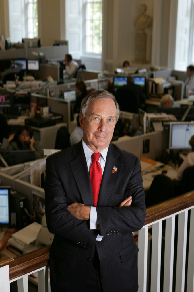 When it comes to Mayor Michael Bloomberg's legacy in Queens, borough legislators and residents gave mixed results. Photo Courtesy NYC Mayor's Office