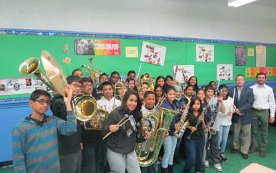 As Ozone Park School Focuses on Creativity, Major Music Grant Cements Dreams of Renowned Arts Program