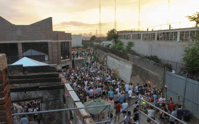 Knockdown Center's Assembly Permit Approved