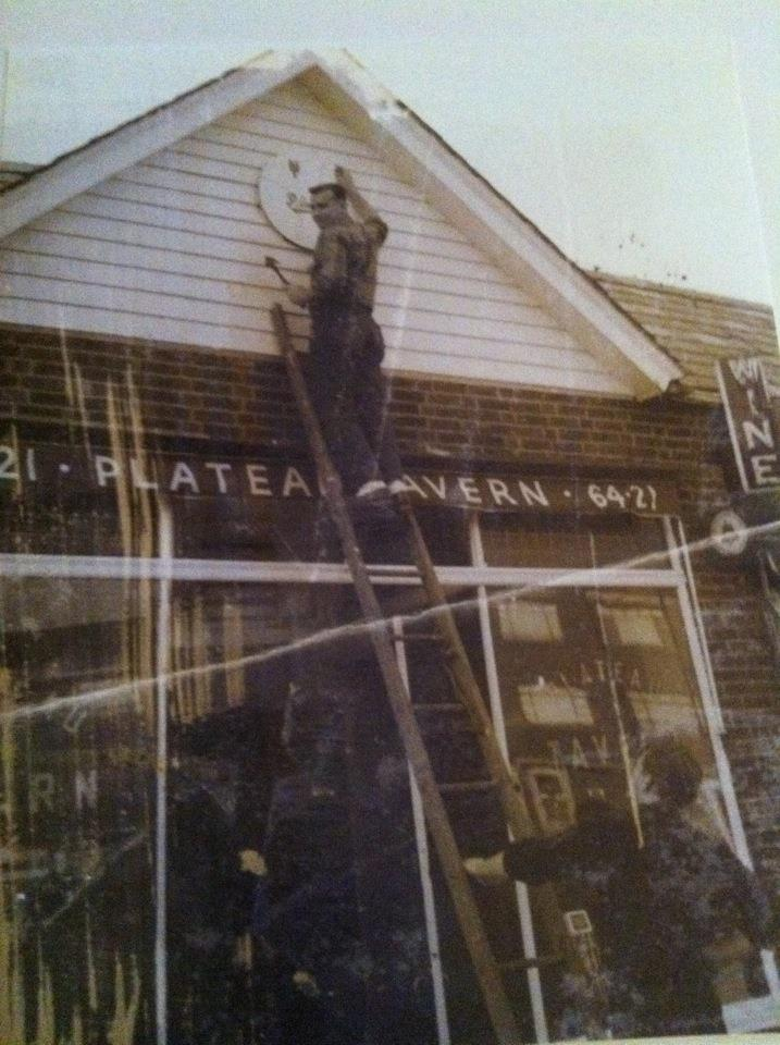 O'Neill's was first established as The Plateau Tavern by family patriarch George O'Neill Sr. Photos Courtesy O'Neill's