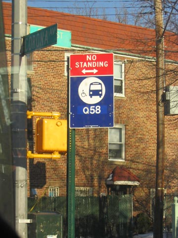 Q58 Named Slowest Bus in Queens
