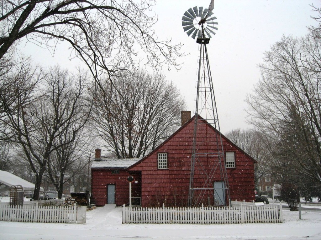 There will be a holiday open house from 12 p.m. to 4 p.m. until Dec. 28 at the picturesque Queens County Farm Museum. Tour the historic, decorate Adriance Farmhouse, pictured, here, among other festive activities. Photo Courtesy Queens County Farm Museum