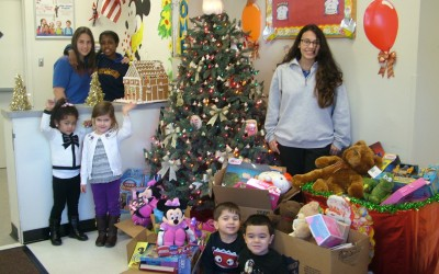 Evoking Spirit of Giving, Christ the King Hosts Toy and Blood Drives
