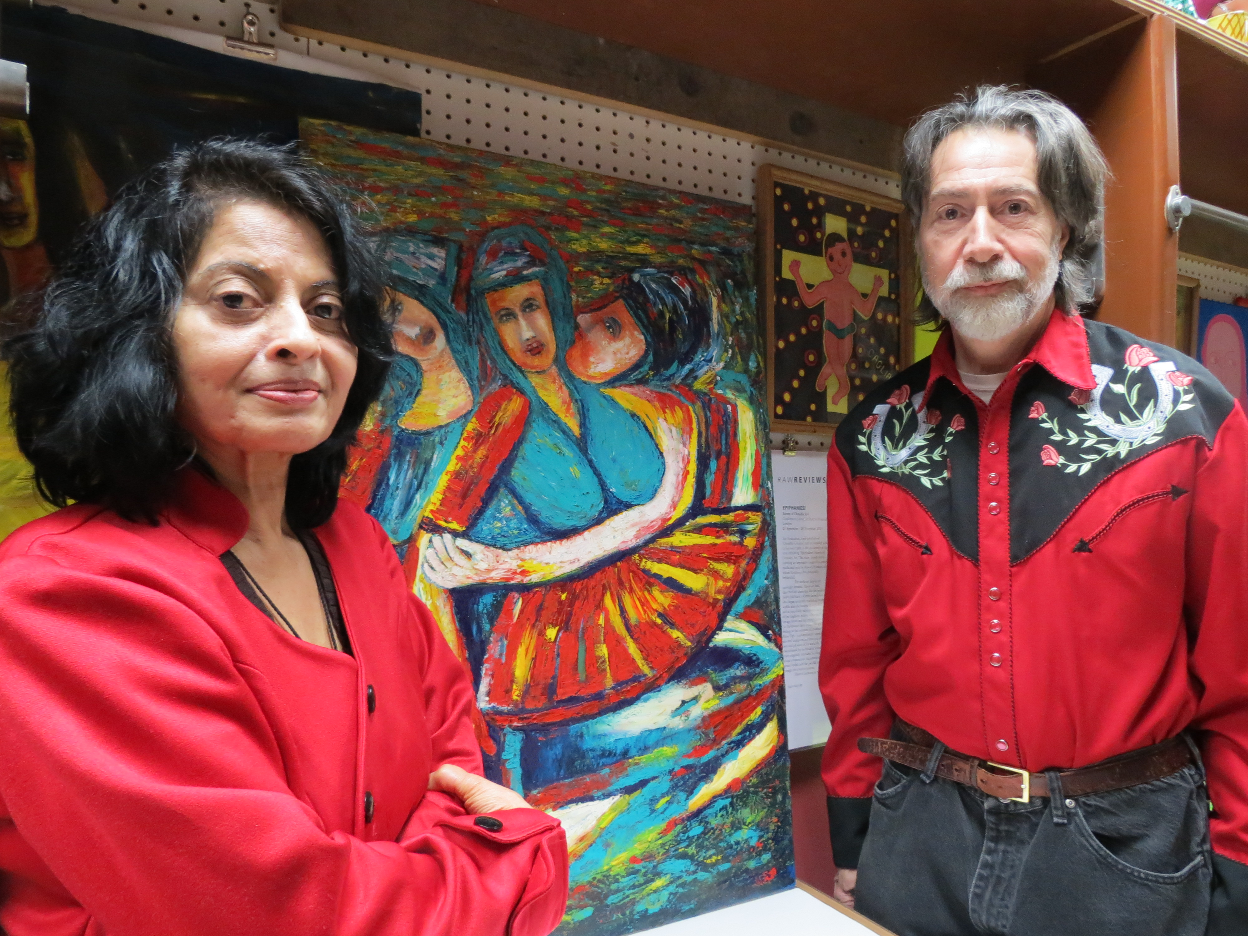 At Glendale Art Gallery, Explorations of Family and Place