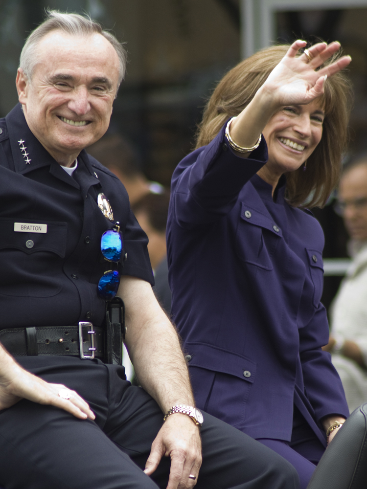 Queens Shows Support for New Top Cop