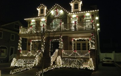 Christmas Flash – It's All In The Lights…