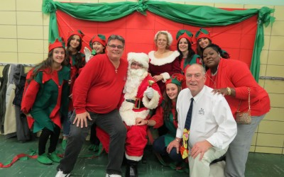 At NYFAC Holiday Party, A Celebration of Family