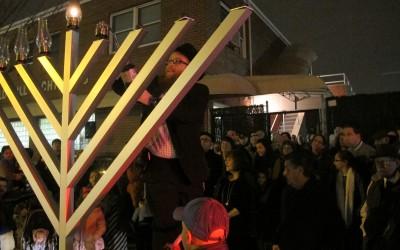 Chabad of Howard Beach Celebrates Hanukkah