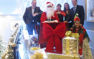 Russo's Spread Christmas Cheer – Hundreds of children flock to winter wonderland