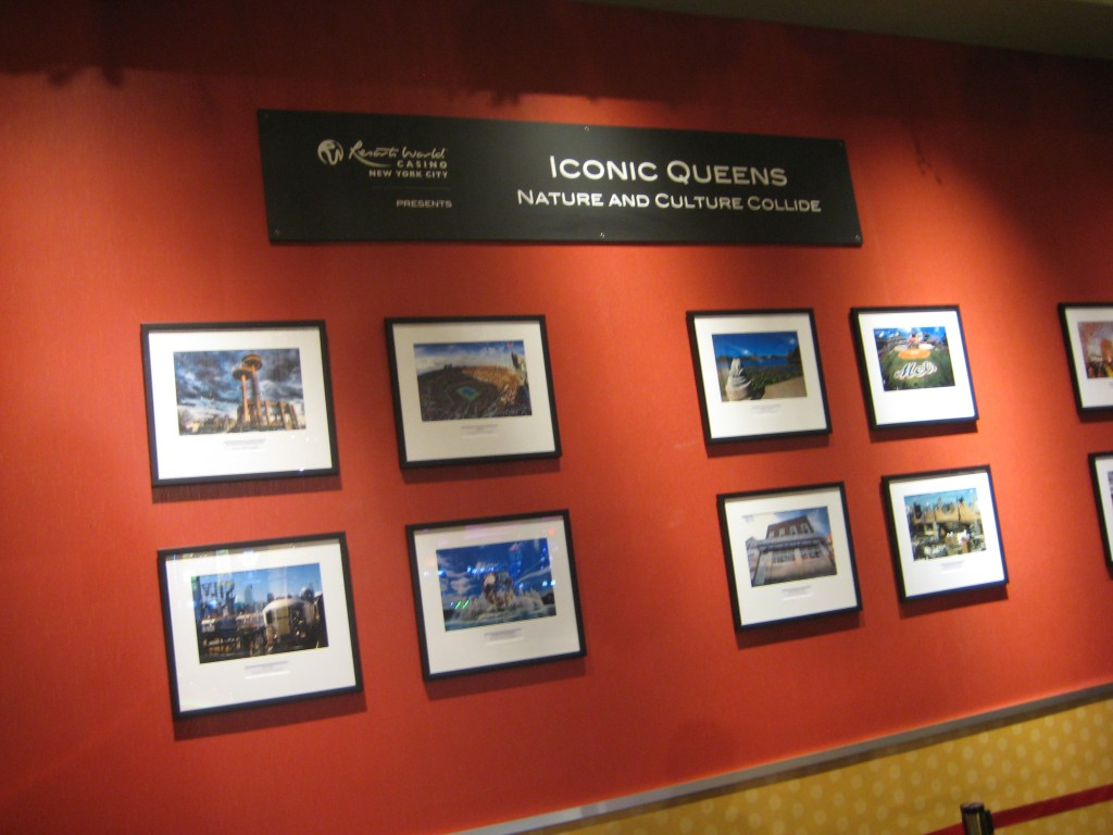 "The photos displayed in the ""Iconic Queens: Nature and Culture Collide"" exhibit include shots of the iconic World's Observation Fair Towers in Flushing Meadows Corona Park and Citi Field."
