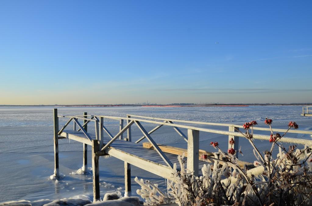 Jamaica Bay frozen 3
