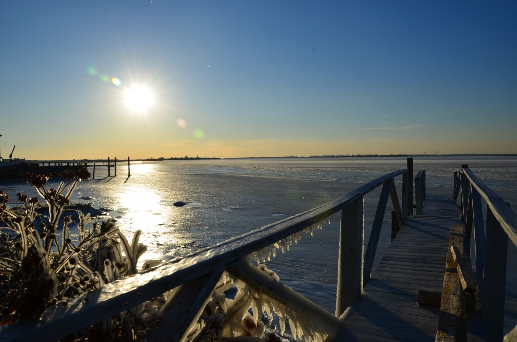 Jamaica Bay frozen 4