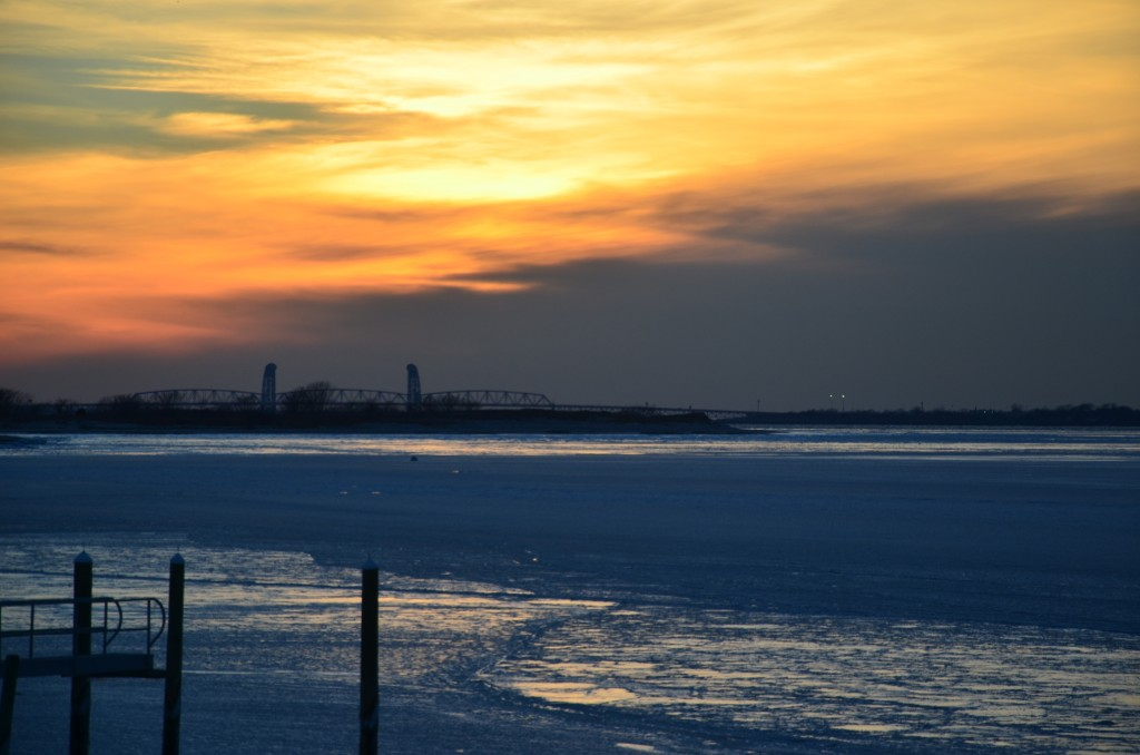 Jamaica Bay frozen 5