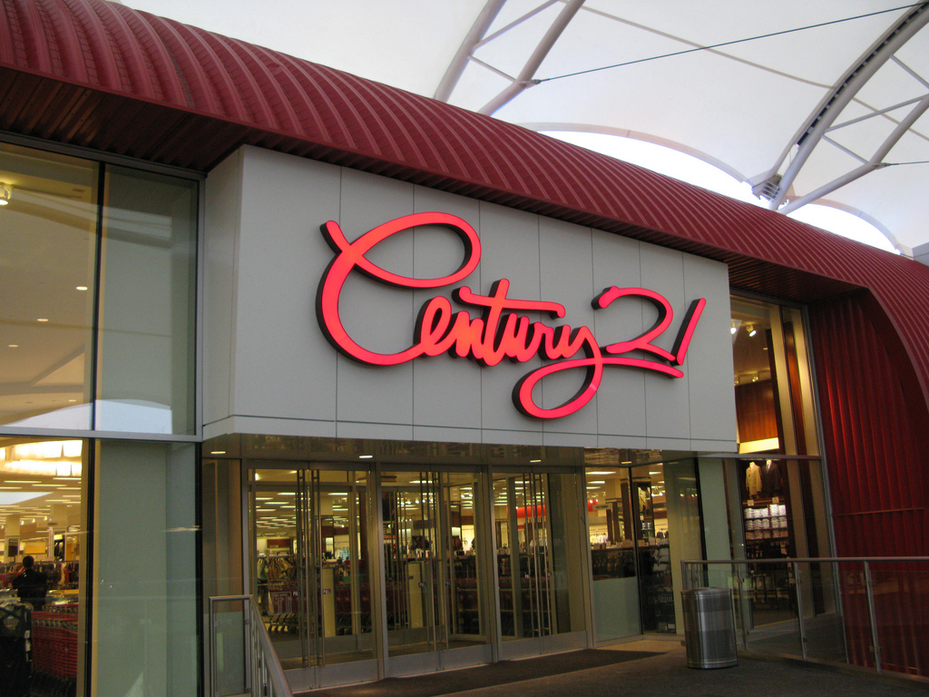 About this store: Century 21 is neat, well-lit, and an absolutely wonderful place to find bargains on designer clothes. It's no wonder that this store is so popular with shoppers of all ages.