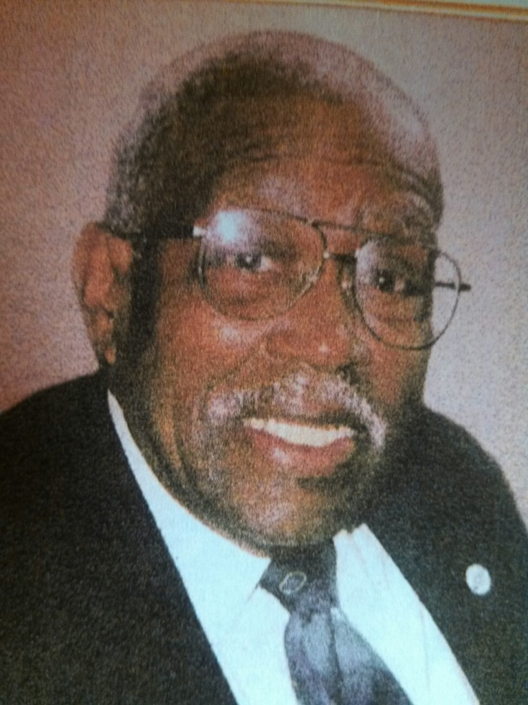 Robert Ruffin, Sr., a longtime CB 10 member and World War II veteran, remembered as a man who loved his country and community