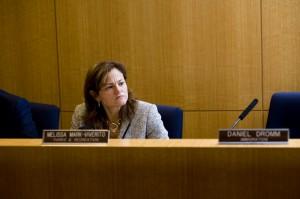 Councilwoman Melissa Mark-Viverito will be the City Council's next speaker.    Photo courtesy NYC Council/William Alatriste