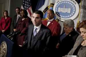 Councilman Eric Ulrich will chair the Council's Veterans Comittee. File photo