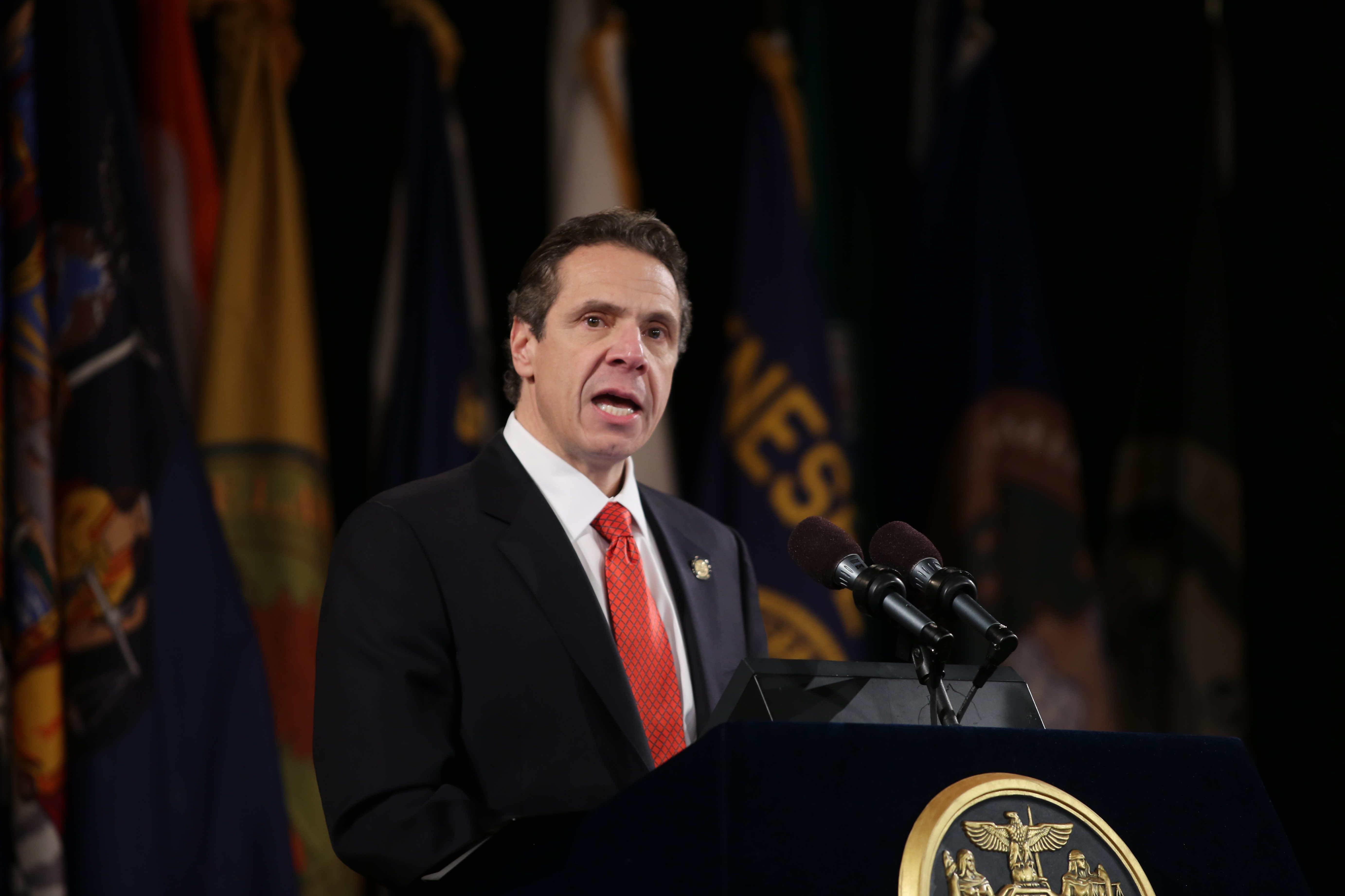 ... aid is available for low-income families in New York. File photo