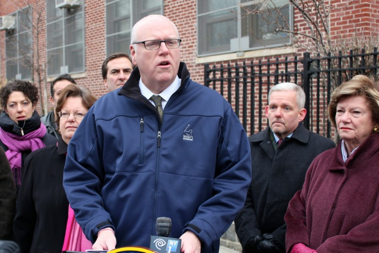 Pols slam DOE over plan to relocate PS 11 students