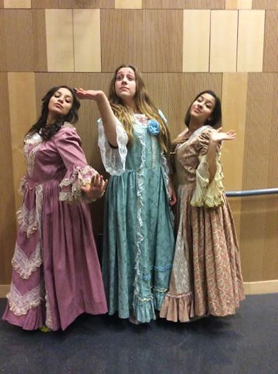 Wicked Stepmother and Daughters