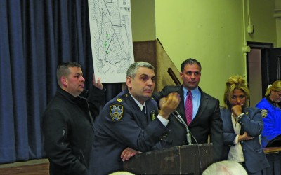 Phone Scams Plague 112th Pct.