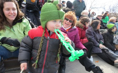 Celebrating the Luck of the Irish in Rockaway