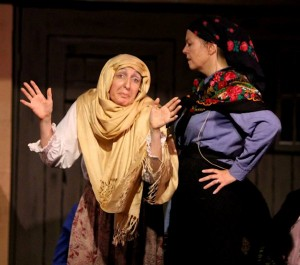 "Maggie's Little Theater:   Maggie's Little Theater in Middle Village has for years put on performances that have drawn theater lovers from throughout the borough, including ""Fiddler on the Roof."" Photo courtesy Maggie's Little Theater"