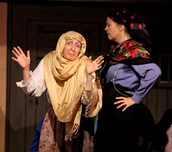 Maggie's Little Theater brings 'Nunsense' to Middle Village
