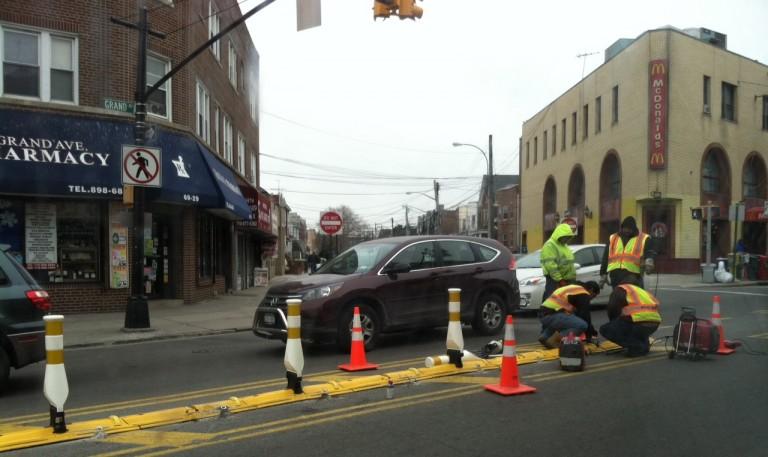 City DOT moves to make Maspeth safer