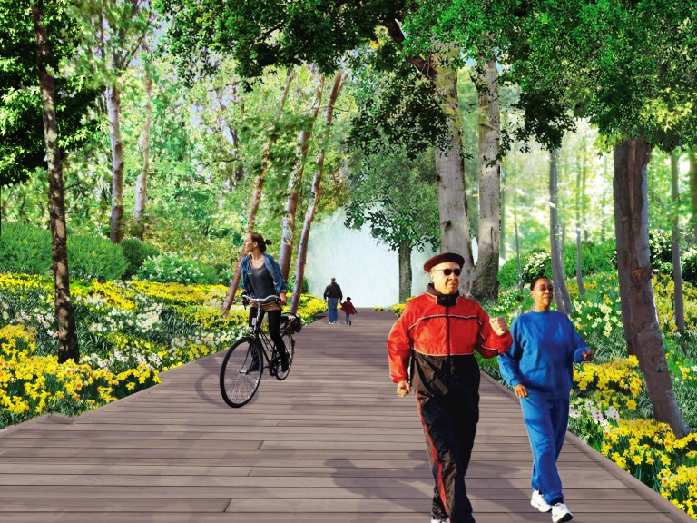 Friends of Queensway Present New Design Concepts