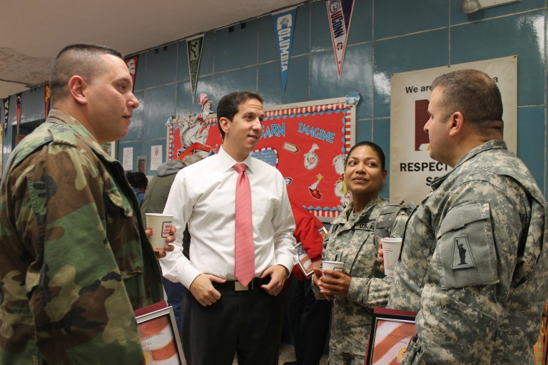 Queens Veterans Expected to Land Business Boost from State