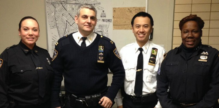 112th Pct. Tweets the Way in NYPD Pilot Program