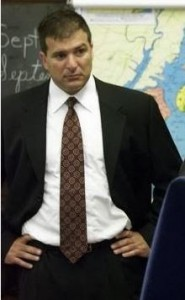 Former PS 49 Principal Anthony Lombardi has been accused of allegedly sexually harassing a teacher while working at the Middle Village school. File photo