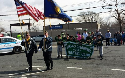Play Ball! Hundreds Kick Off Baseball Season in Broad Channel