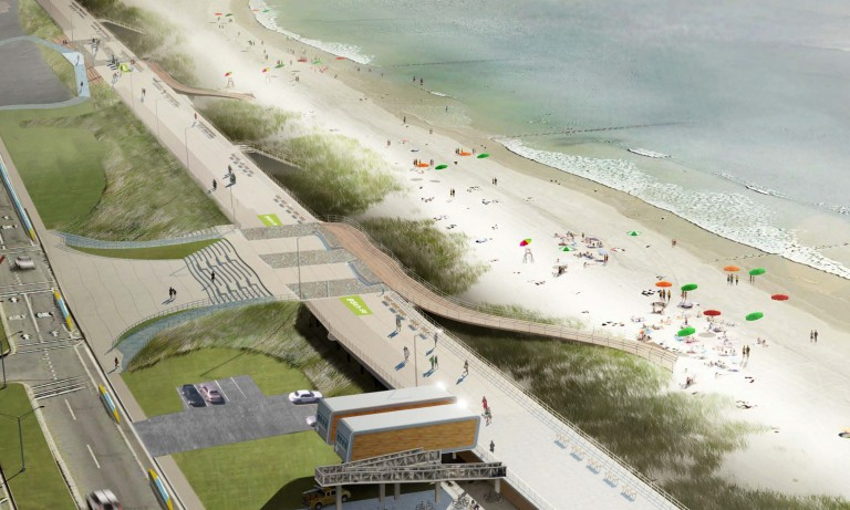 Long-awaited Construction Begins on Rockaway Boardwalk