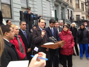 Councilman Mark Levine is the new leader of the Council's Jewish Caucus. Photo courtesy NYC Council