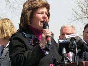 Assemblywoman Marge Markey