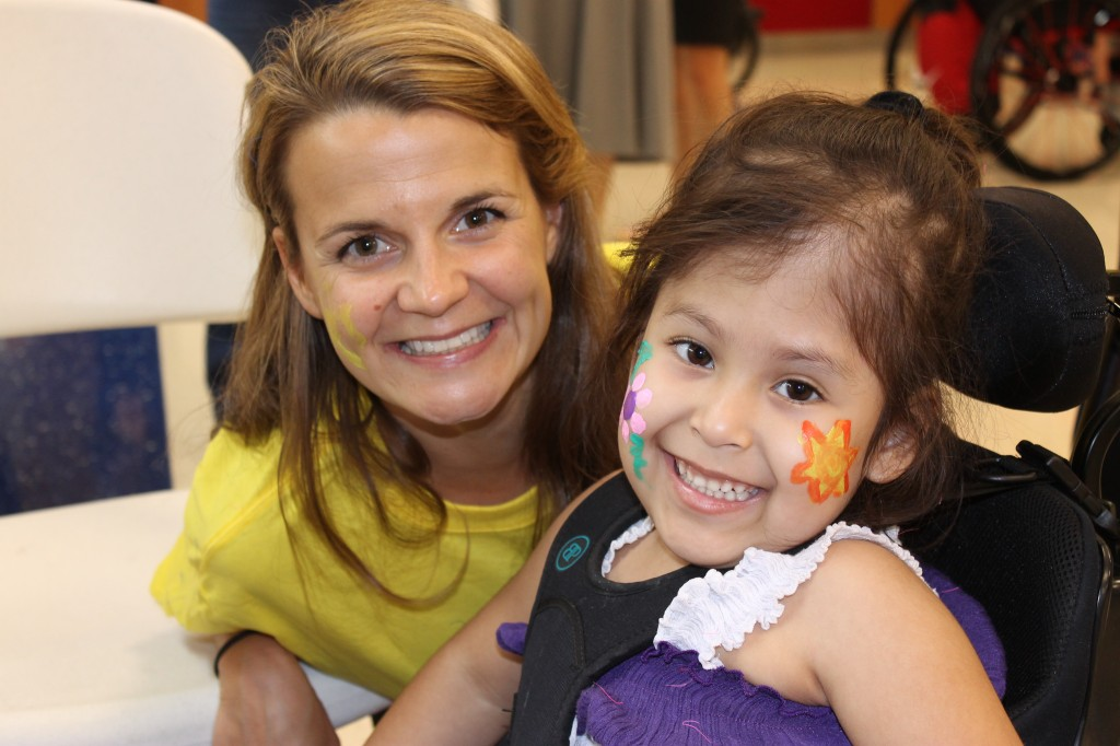 Volunteers who spend countless hours working with children in Queens are being honored this month. Photos courtesy Project Sunshine