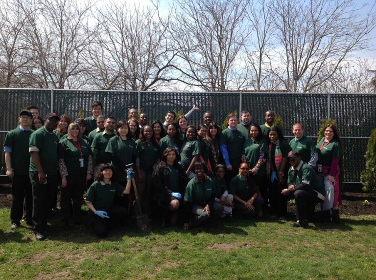 Shovels in the Ground, Casino Marks Earth Day with Tree Plantings