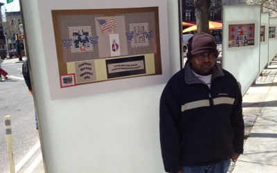 Ridgewood Thanks War Vets with Art Exhibit